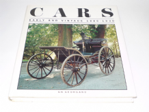 CARS - EARLY AND VINTAGE 1886-1930. (Georgano 1985)